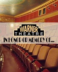 poster for In Honor Or Memory Of...