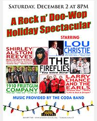 A Rock N' Doo-Wop Holiday Spectacular