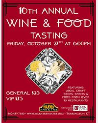 16th Annual Holiday Wine & Food Tasting Logo