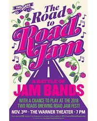 The Road to Road Jam: A Jam Band Battle