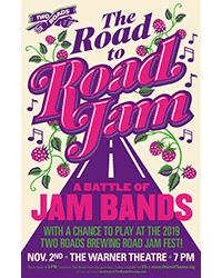 Image for The Road to Road Jam: A Jam Band Battle