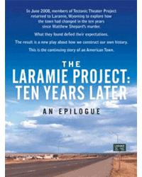 Image for The Laramie Project: Ten Years Later