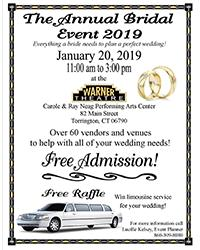 Image for The Annual Bridal Event 2019