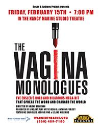 Image for The Vagina Monologues