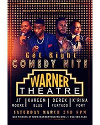 Image for Get Right Comedy Nite