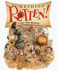 Image for Something Rotten!