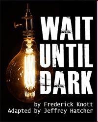 Wait Until Dark Logo