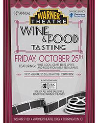 Image for 18th Annual Wine & Food Tasting