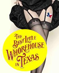 Best Little Whorehouse in Texas Logo