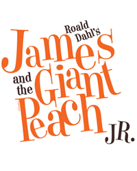 James and the Giant Peach Jr. Logo