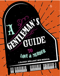 A Gentleman's Guide to Love & Murder Logo