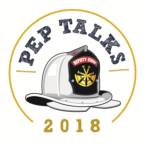 Pep Talks Logo