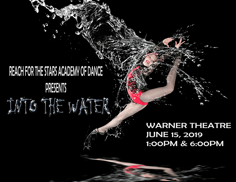 Into The Water Logo